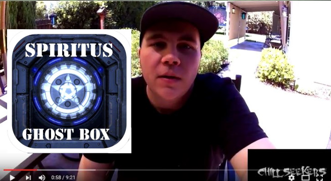 Spiritus Ghost Box, more amazing communication by others.